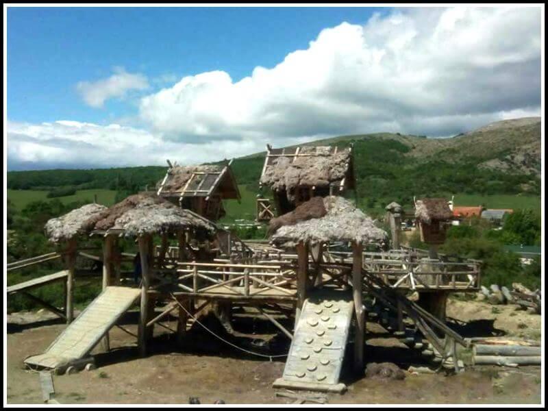 Кинопарк Викинг в Крыму