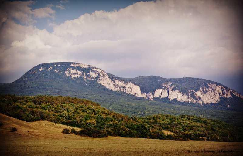 Гора Бойка в Крыму