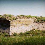 Арабатская крепость в Крыму