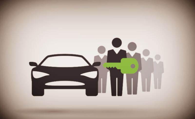 Выбор попутчиков для поездки на автомобиле