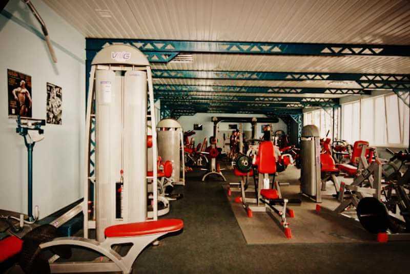Тренажерный зал Vasil Gym в Ялта