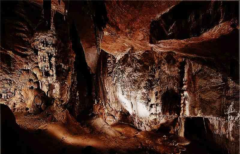 Солдатская пещера в Крыму