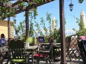 Кафе Van Gogh в Ялте
