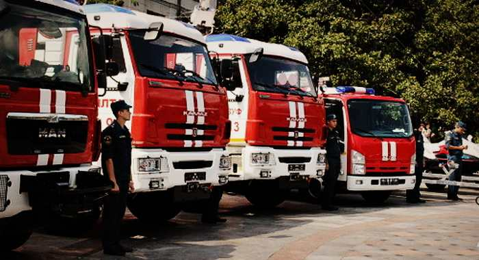 Ялтинская пожарно-спасательная служба