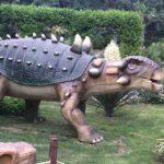 Парк «живых» динозавров в Никитском ботаническом саду