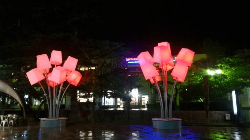 Светящиеся лампы