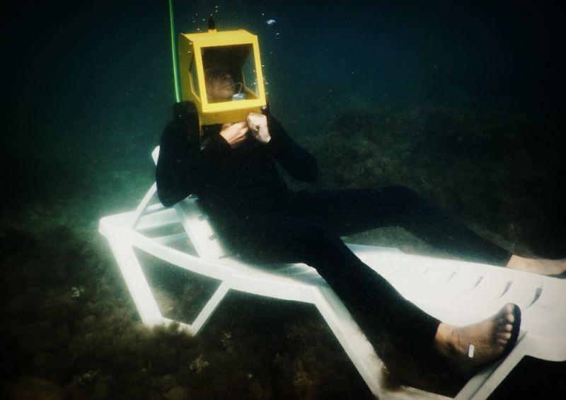 Отдых под водой