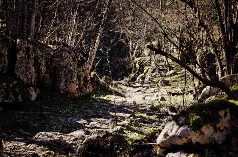 Прогулка по старой Римской дороге