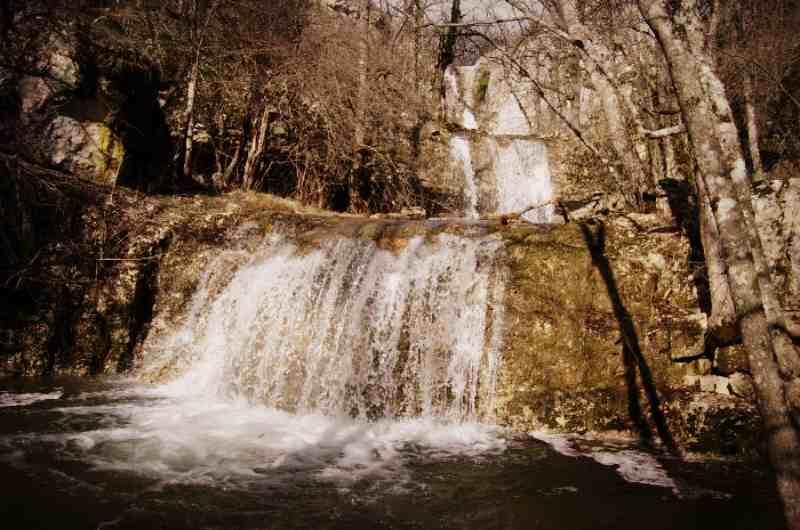 Водопад Терновая роса