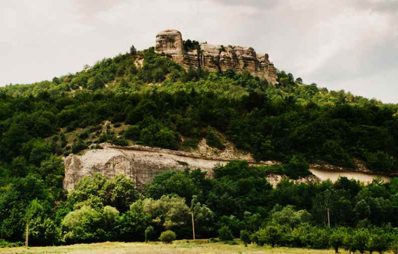 Гора Чобан-Кая (Кабаний перевал)