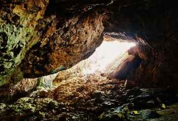 Пещера Вход в пещеру Сюндюрлю-Коба