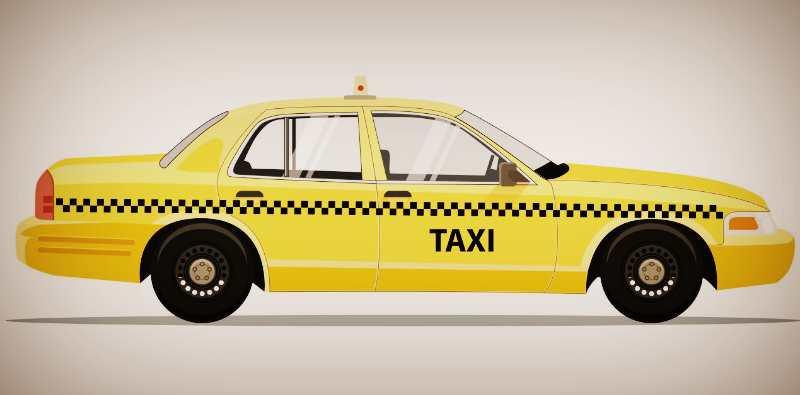 Службы такси в Ялте