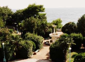 """Парк """"Чаир"""" - вид на море"""