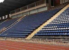 Трибуны стадиона Авангард