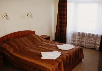 Номер полулюкс в санатории Черноморье