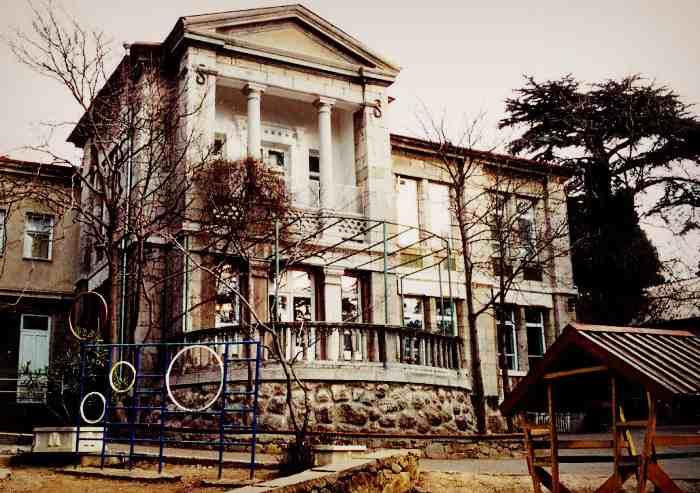 Детский сад №34 по ул. Кирова в Ялте