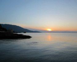 Восход над Ялтой