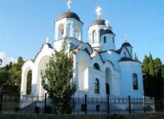 Свято-Успенский собор в Гурзуфе