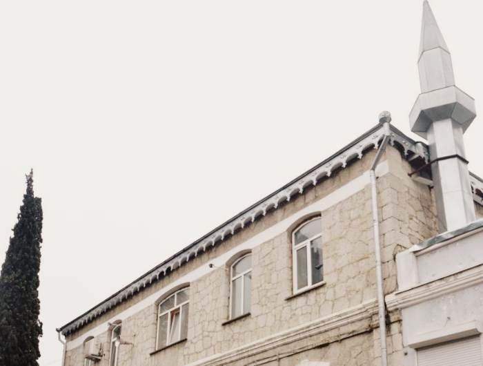 Мечеть Дерекой в Ялте
