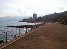 Никитский пляж
