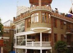 Отель Медный всадник в Массандре