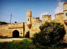 История крепости Ени-Кале в Керчи