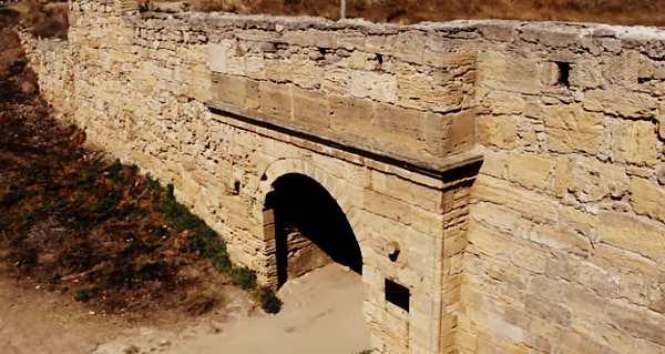 Арка входных ворот