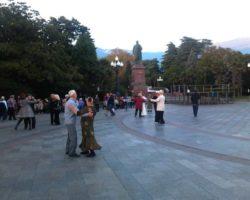 Танцы кому за 50 лет