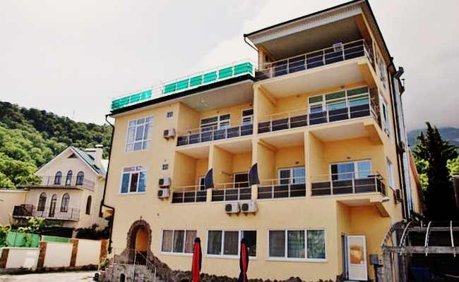 Гостиница Ай-Даник