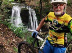 Велосипедная прогулка к водопаду Головкинского