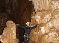 Галереи и залы пещеры