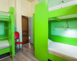 Двухъярусные спальные места