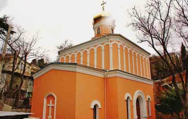 Храм Воскресения Христова в Ялте