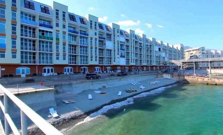 Апартаменты «Наутилус» в Гурзуфе