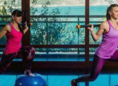 Женский фитнес клуб Сайгон в Приморском парке Ялты