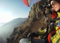 Полёт с вершины