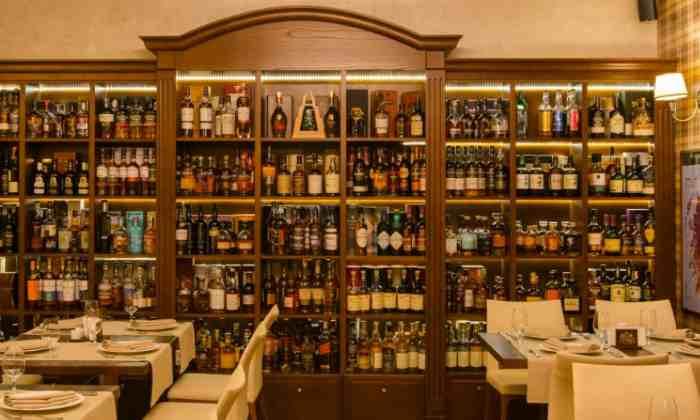Ресторан Doctor Whisky