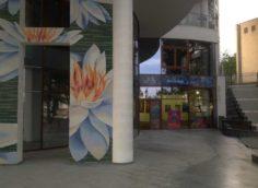 Вход в галерею крымской живописи Арт-Юг