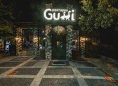 Ресторан GUSSI в Ялте на Массандровском пляже