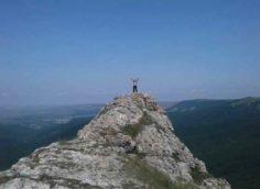 Гора Лысый Иван