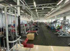 Тренажёрный зал masters-gym