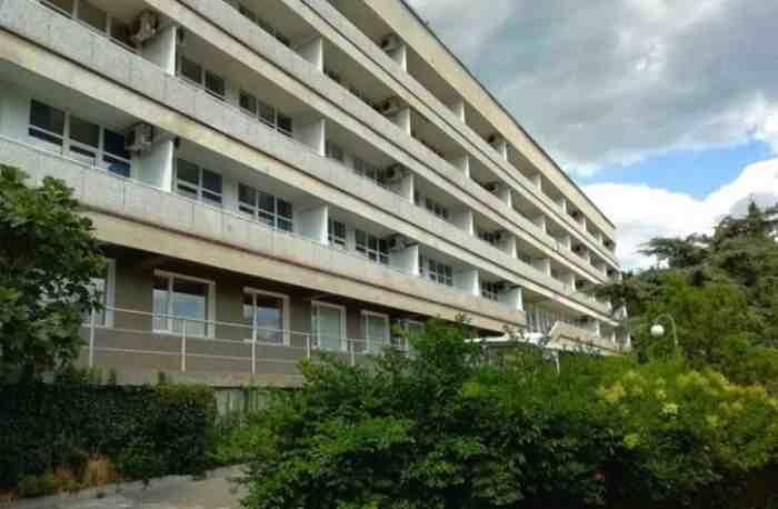 Гостиница Адмирал в Ялте