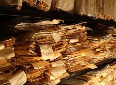 Архивный отдел Ялты