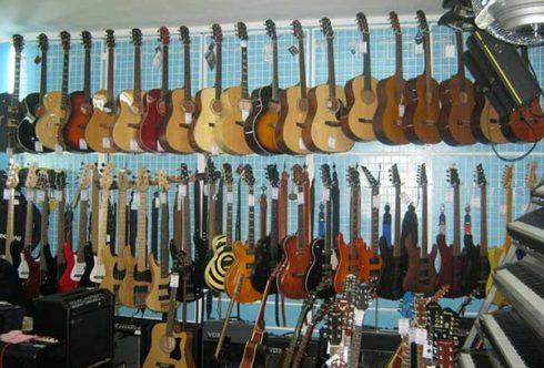Магазин музыкальных инструментов Drive в Ялте