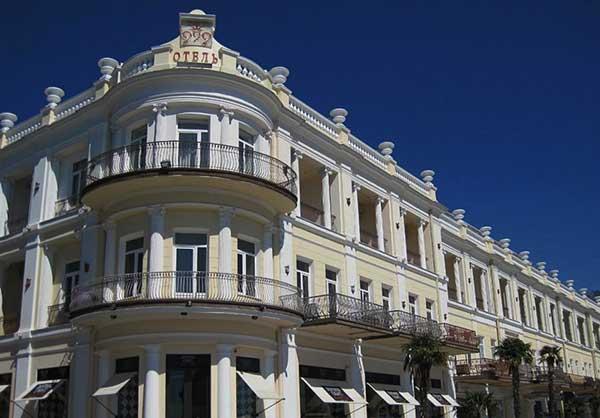 Отель Марино в Ялте