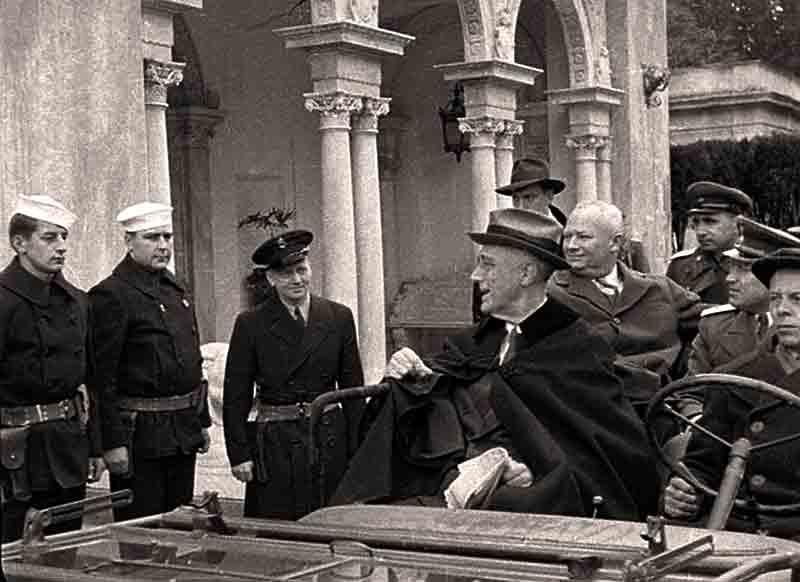 Франклин Делано Рузвельт — 32-й президент США