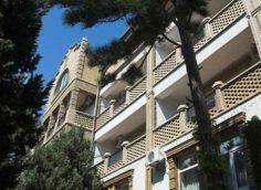 Гостиница Рубикон в Гаспре