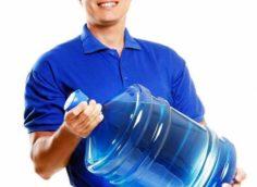 Развоз бутилированной воды