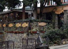 Барабуля-бар в Ялте